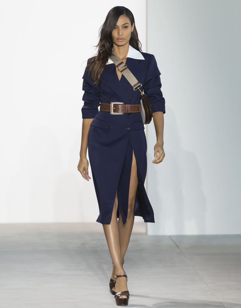Mode News: Trendfarben für Frühling/Sommer 2017 - Lapis Blue - Michael Kors Fashion Week New York